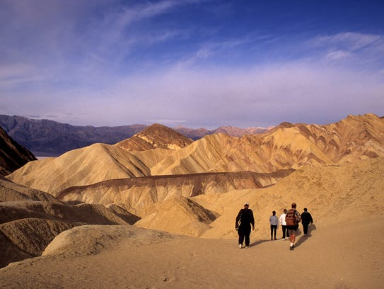 Winter Is Prime Time To Visit Death Valley