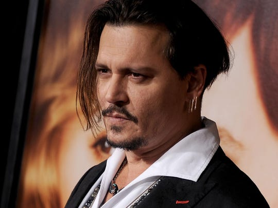 Johnny Depp will be honored at the Palm Springs International Film Festival Awards Gala on Jan. 22