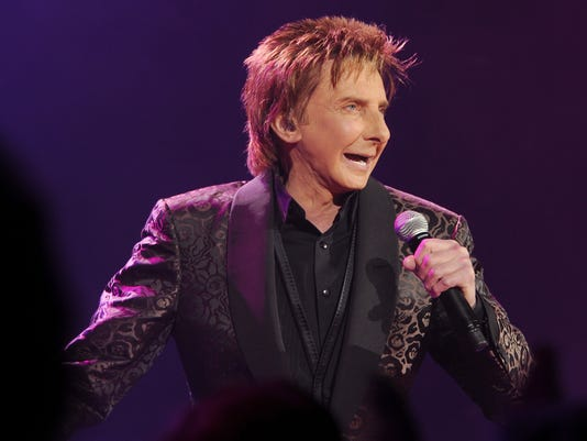 Barry Manilow Album Could Be A Sleeper Hit