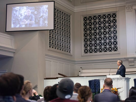636082377755792236-Astronaut-speaks-in-live-interview-during-Southern-Seminary-chapel.jpg