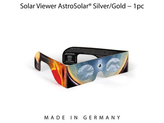 Though these glasses are made in Germany, they're available in the U.S.