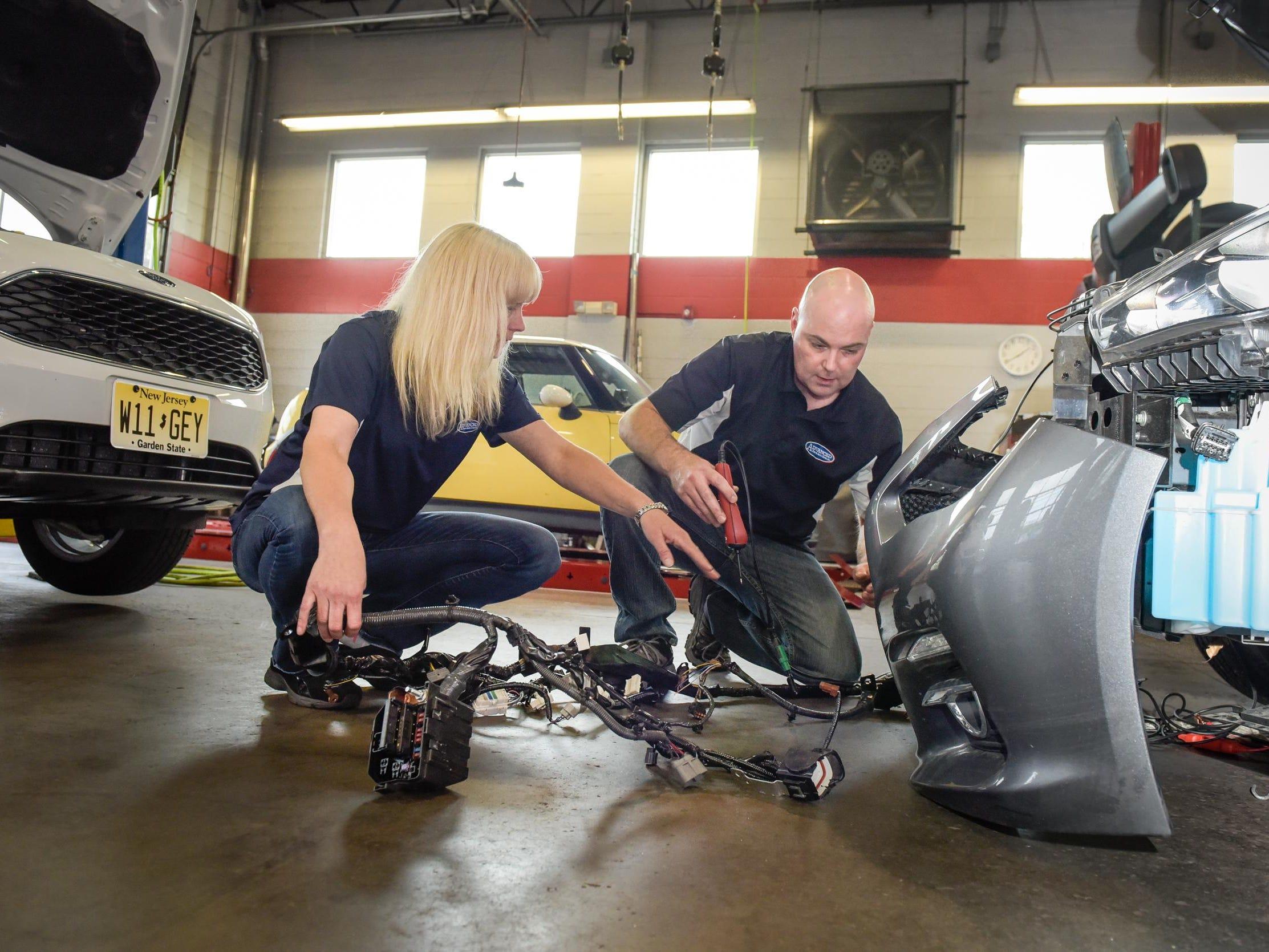 car repair is computer repair at aberdeen shop