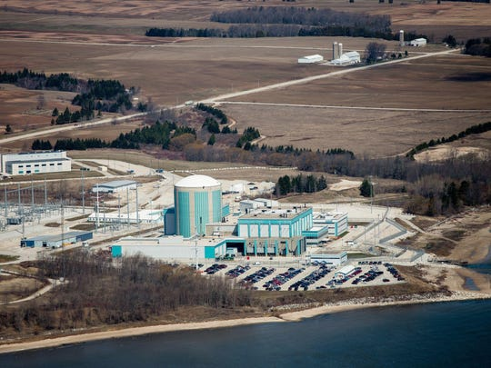 The Kewaunee Power Station in the Town of Carlton was shut down in May 2013. The closure of the nuclear plant eliminated more than 600 people jobs.