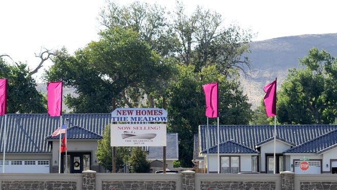 Fernley is experiencing the fast growth in Lyon County.
