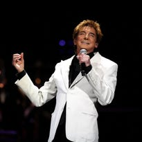 Grammy, Tony and Emmy award-winning recording artist Barry Manilow.