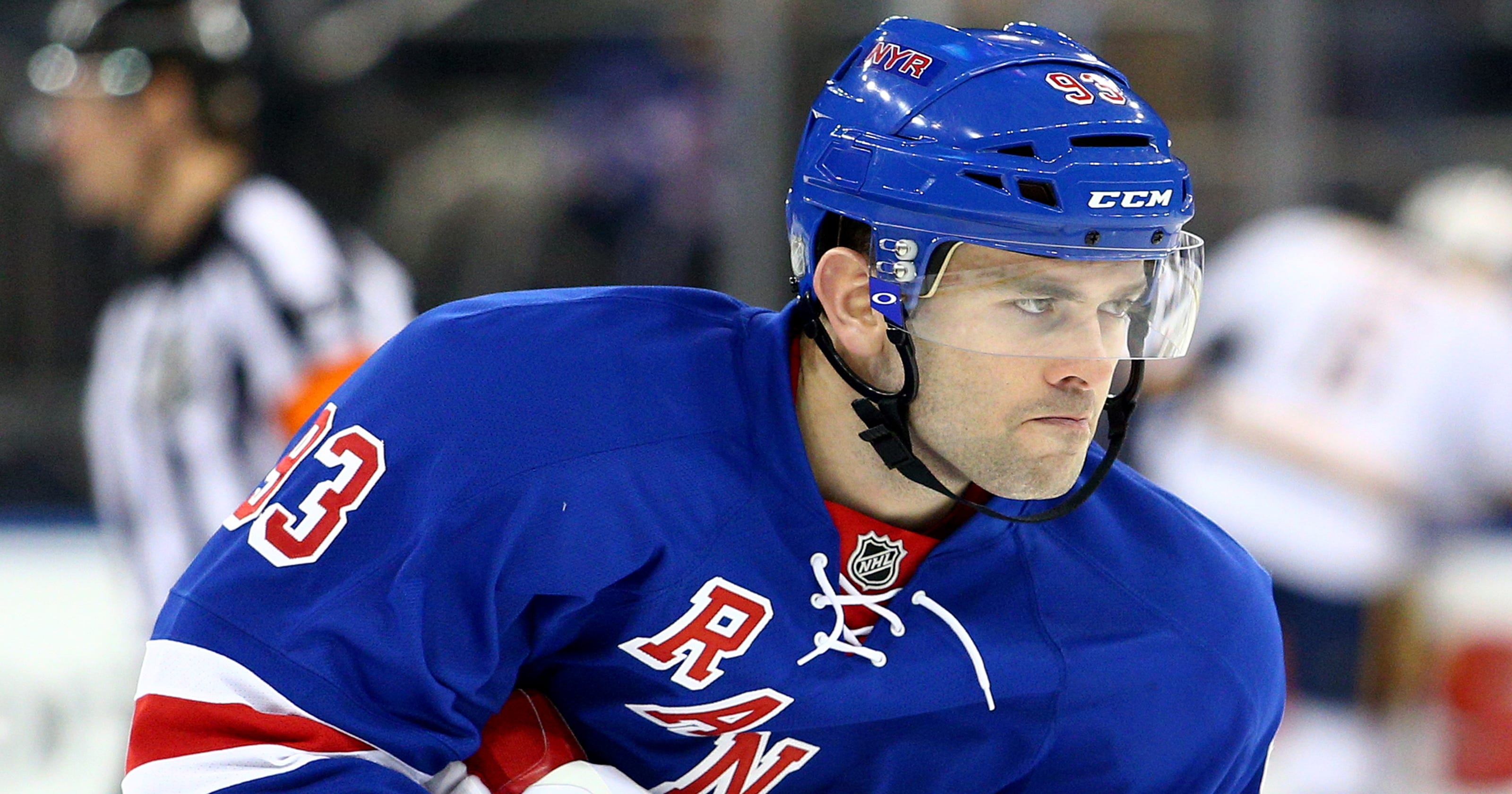 best website ae208 ef343 Keith Yandle and Rangers are a perfect fit