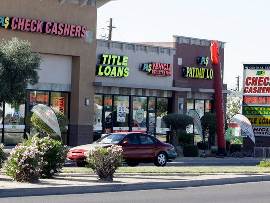 PAYDAY LOAN RULE PROPOSAL