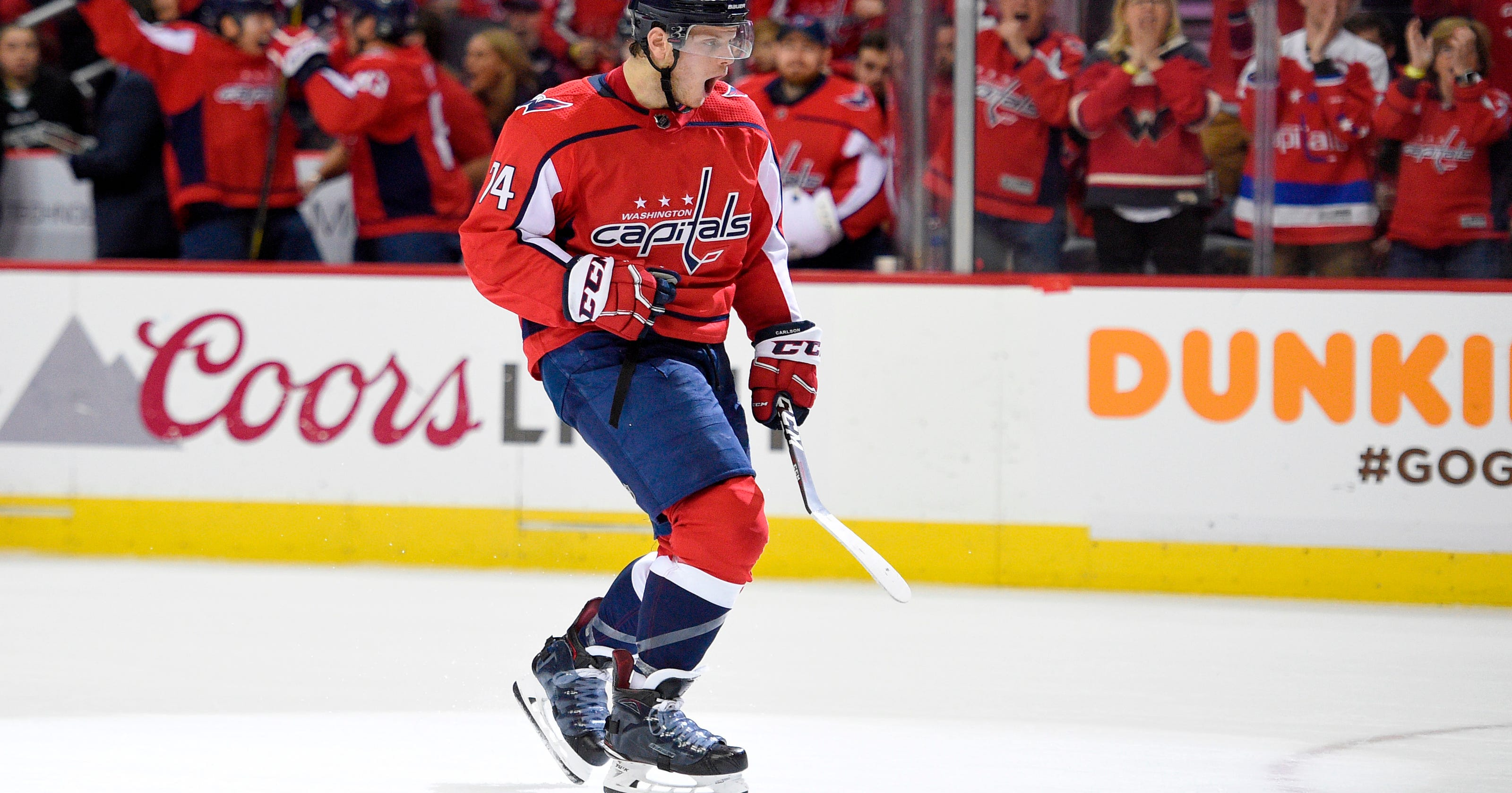 9393ed927eb Could Capitals  John Carlson be the answer for NJ Devils  defense corps