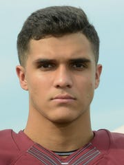 Calallen High School Alec Brown 2016