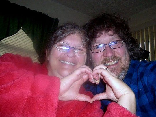 Jeff Seamans of Waverly had a good life with his wife