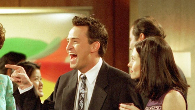We thought it was pretty funny too, Chandler.