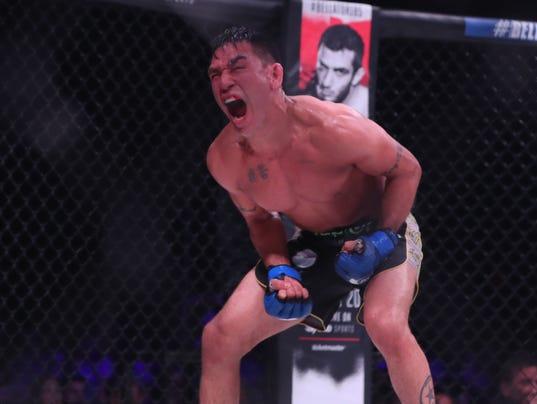 MMA: Bellator 184-Sanchez vs. Straus