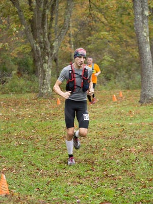 Chambersburg's Danny Mowers, 38, took second at last weekend's Oil Creek 100K, completing the race in just under 11 hours.