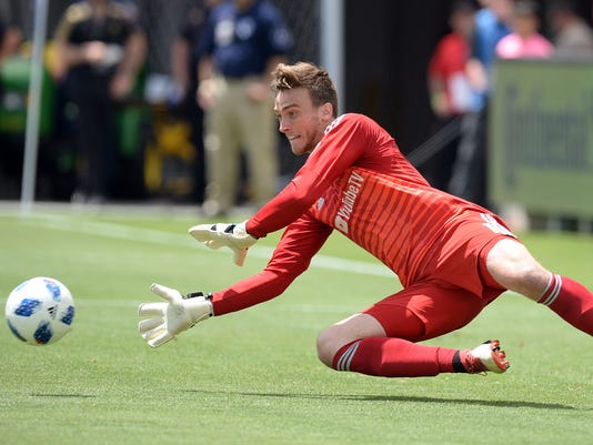 Tyler MIller Los Angeles FC