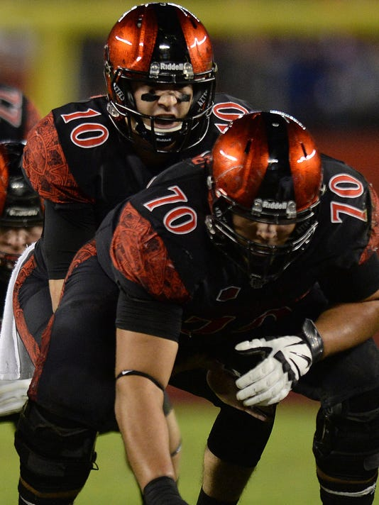 NCAA Football: Mountain West Championship-Air Force at San Diego State
