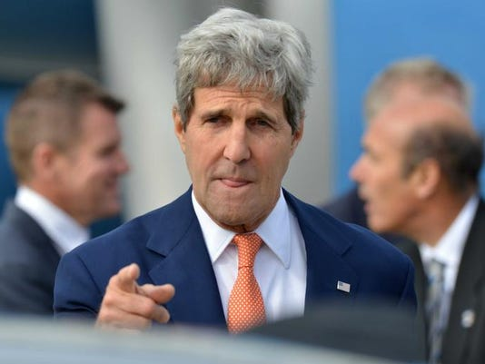 NORTH Korea John Kerry Insult