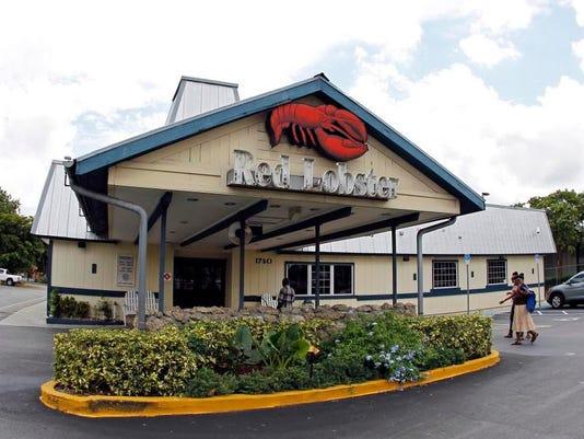 Darden Restaurants Red Lobster