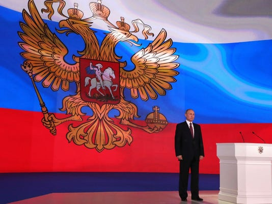 Putin says claims new nuclear weapons can bypass any missile-defense system