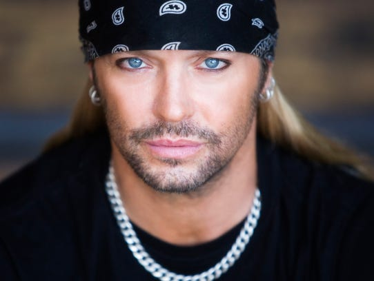 Bret Michaels is part of the Rockin' on the Riverfront