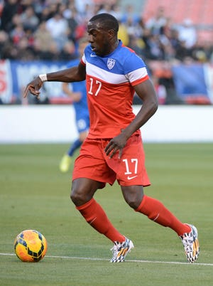 Jozy Altidore had a huge 2013 for the national team but struggled in club play in the 2013-14 season.