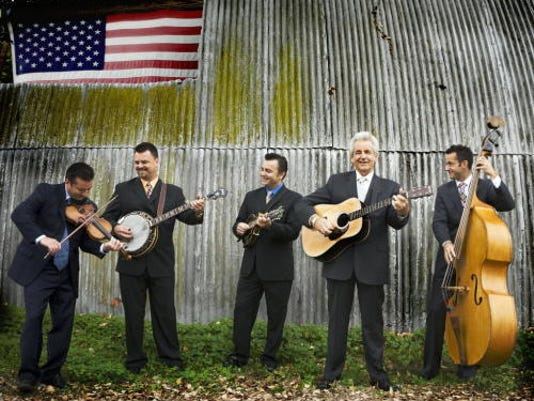 The Del McCoury Band is up for another award.