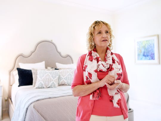 As the owner of the Western North Carolina branch of Showhomes, Cindi Stringer provides four services, including home makeovers, staging and live-in management.