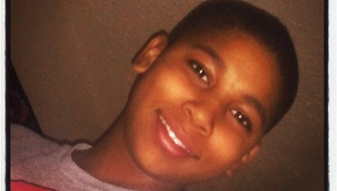 Tamir Rice was fatally shot on Nov. 22, 2014, by a white police officer in Cleveland. On Thursday, Feb. 11, 2016, city officials said a claim filed in probate court seeking $500 for emergency medical services Tamir received after being shot was not sent to the Rice family.