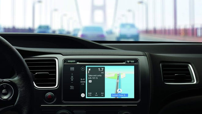 As innovations such as Apple's CarPlay make it into more vehicles, renters are confronted by a daunting array of new technologies.