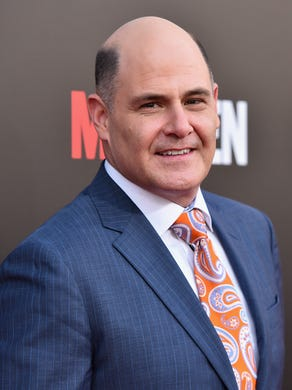"""Executive producer Matthew Weiner known for creating AMC's Mad Men was accused of sexual harassment by Mad Men staff writer Kater Gordon. Allegedly Weiner told her late one night she ''owed it to him to let him see her naked."""" She says she didn't report the comment officially because she was afraid of losing her job. A year after the incident, Gordon was let go from Mad Men. Weiner doesn't remember making the comment."""