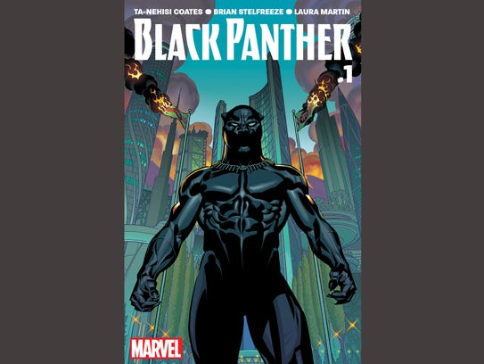 This image released by Marvel Comics shows the cover