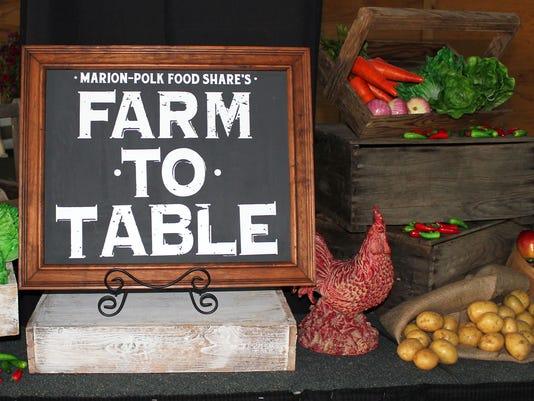 Farm to Table Dinner 2