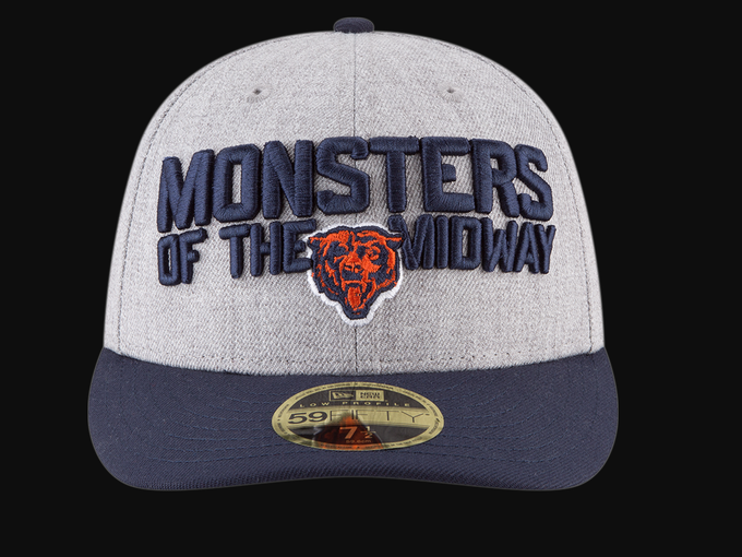 NFL draft hats  Caps revealed for 2018 NFL draft 100f2b6cfea