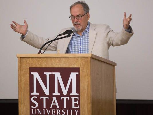 David Horowitz at NMSU