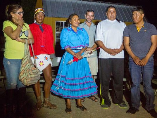 Tarahumara Spiritual Cleansing