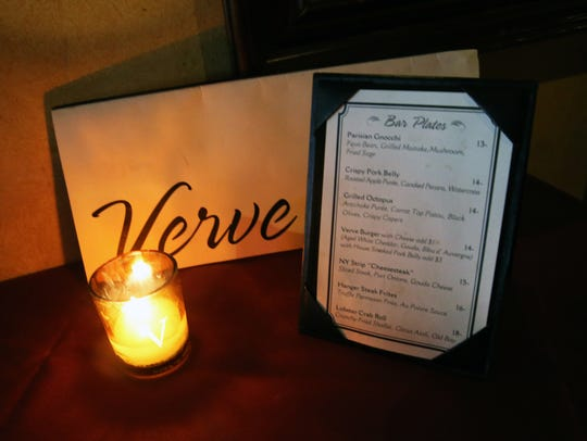 The Verve Restaurant located at 18 East Main Street