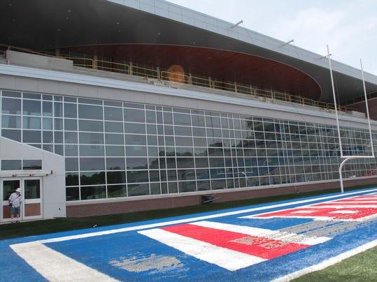 Louisiana Tech's Davison Athletics Complex