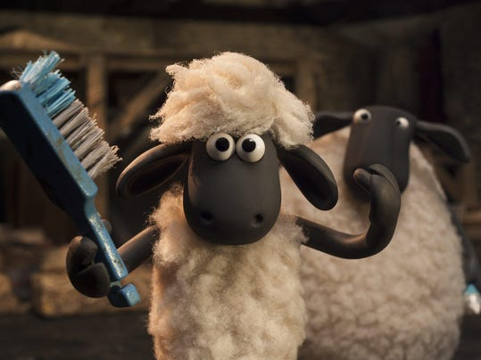 DFP shaun the sheep