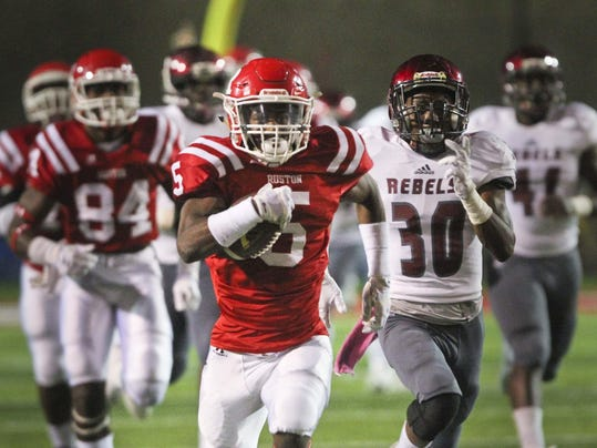 BEARCAT BEAT - Ruston High vs. Pineville High Football