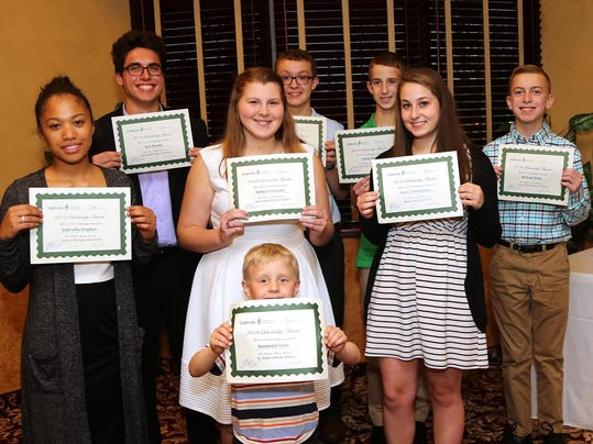 Scholarship awards (2)