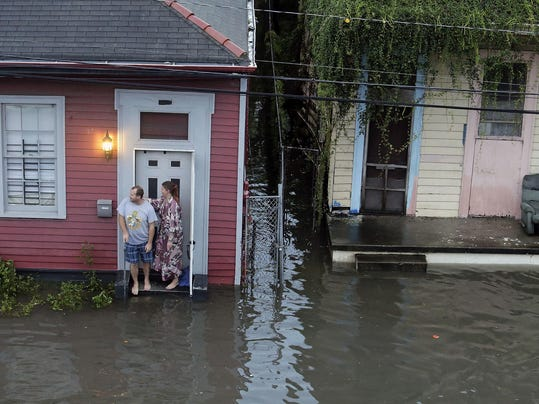 Flooding-New Orleans