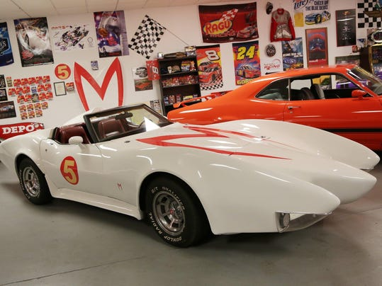 Cars Famous From Tv And Movies Star On Woodward