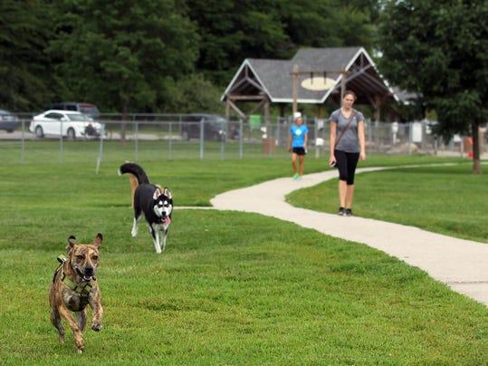 Off Leash Dog Park Iowa City