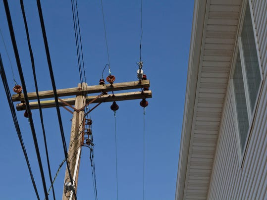 Sandy Victims May Use Rrem Money For Taller Utility Poles
