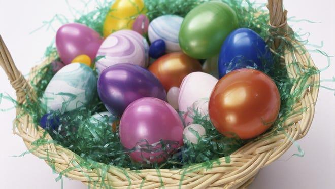 St. John's in Maribel plans Easter event.