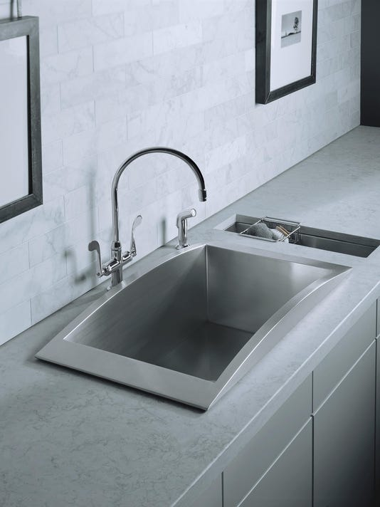 Plumber: Looking for a special kitchen faucet