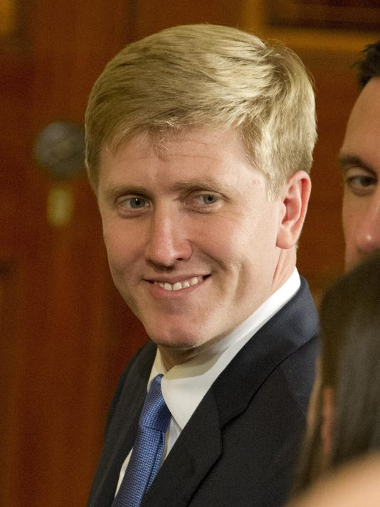 Nick Ayers won't be Trump's chief of staff