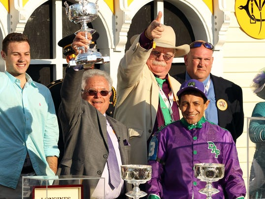 California Chrome's connections