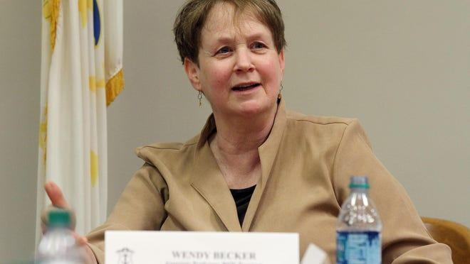 Wendy Becker.