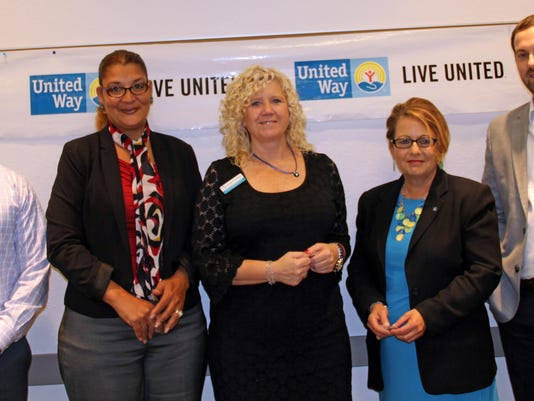 United Way New Board Members