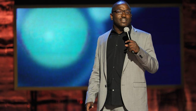 Comedian Hannibal Buress will perform in Wilmington at The Grand in January.